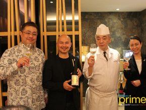 Experience an Authentic Sake Pairing Dinner at Inagiku in Makati Shangri-La