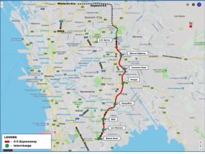 What to Know So Far About the New C5 Roads along Taguig