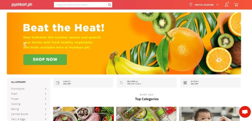 9 Online Grocery Stores for Your Daily Needs | Philippine Primer