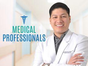 Medical Professionals in Manila: Dr. Mark Christian R. Rivera, M.D., D.P.B.O.
