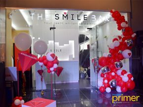 The Smile Bar Opens New Branch in Ayala Malls Vertis North