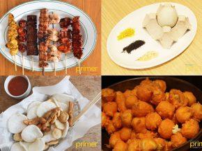 6 Restaurants Serving Filipino Street Foods