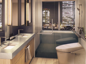 TOTO Toilet Technology Partners With The Seasons Residences