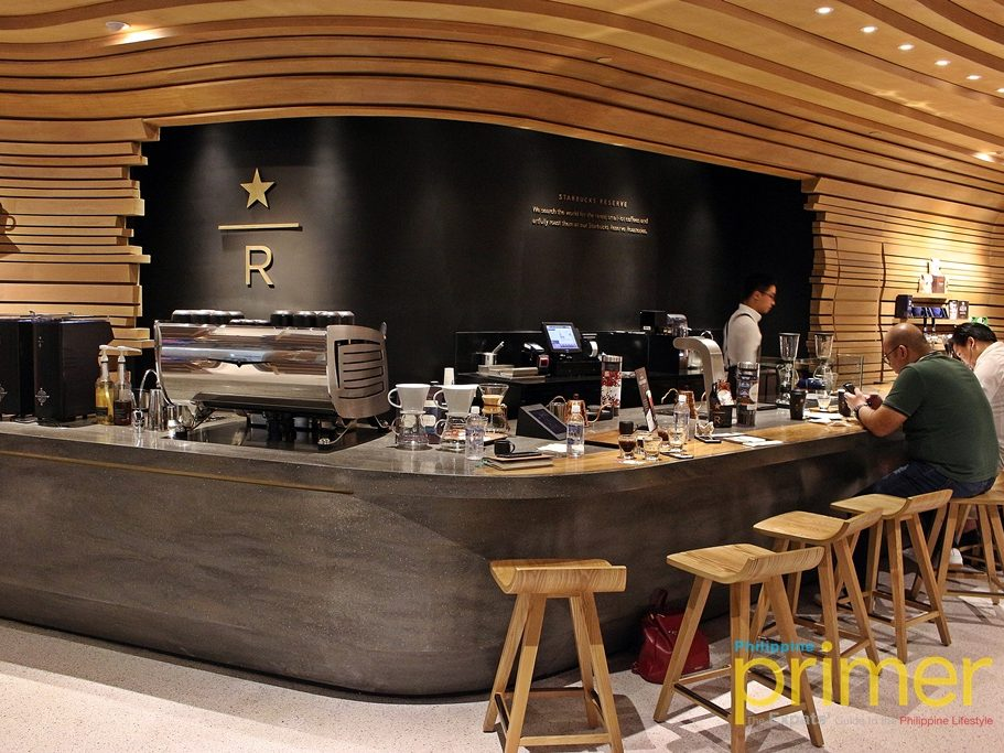 New Starbucks Reserve Stores To Open In Makati Philippine