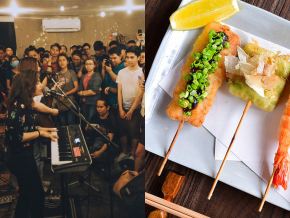 10 Spots in the Metro Where You Can Enjoy Live Music and Good Food