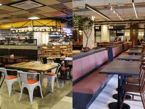 5 Must-Visit Food Halls in the Metro
