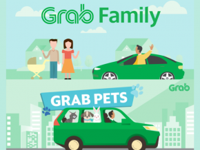Grab PH Launches New Features: GrabFamily and GrabPet
