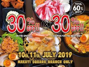 PROMO: Get Exclusive Discounts at Kenshin Japanese Izakaya Restaurant