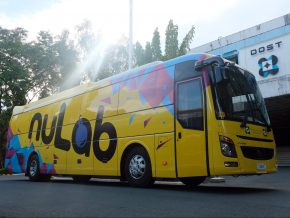 DOST Launches nuLab Science Bus for STEM Students