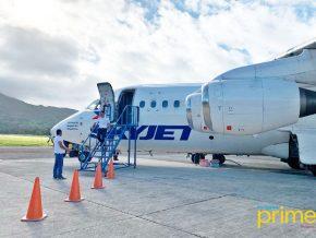 Skyjet Now Flies from Manila To San Vicente, Palawan