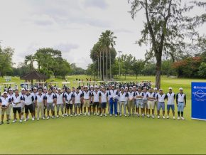 Metrobank Holds 6th Annual Golf Tournament for Clients in Cebu