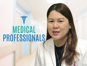 Medical Professionals in Manila: Dr. Maria Tricia Subido-Cariño, MD
