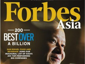 8 Philippine Companies Among Forbes Asia's Best Over A Billion List