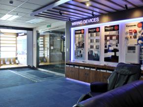 Panasonic Highlights Lighting Products in Makati Showroom
