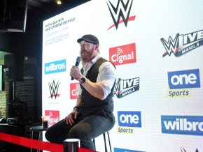 Fella in Manila: WWE Superstar Sheamus Visits the PH