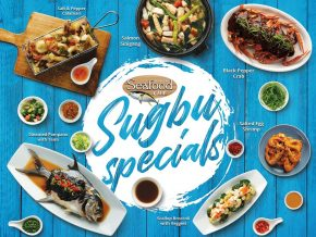 Isla Sugbu Offers A Special Seafood Feast This August