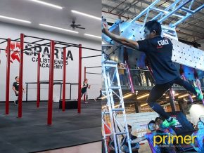 6 Obstacle Course and Calisthenics Training Facilities in Manila