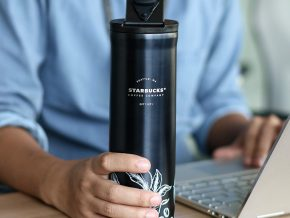 Starbucks New Coffee and Tea Tumbler Comes With 30 Complimentary Beverages