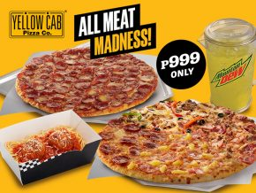 PROMO: Climb into Yellow Cab All Meat Madness This August