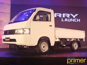 The All-New Suzuki Carry Is Designed to Drive Commercial Businesses to Success
