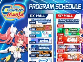 5 Things You Need to Know About Cosplay Mania 2019