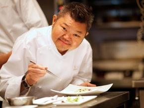 Solaire's Culinary Masters Series Brings Singaporean Top Chef Justin Quek to the Philippines