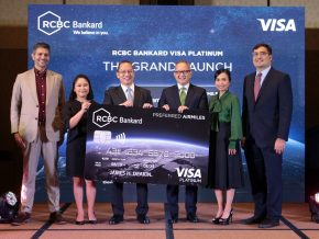 RCBC, RCBC Bankard launch VIP traveler card in partnership with Visa