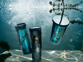 Starbucks Mythical Collection Highlights the Beauty of Mermaids