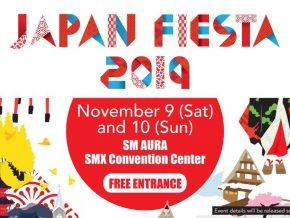 Japan Fiesta 2019 Unveils Special Guest Lineup