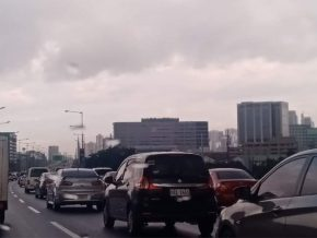Skyway Extension Project Causes Heavy Northbound Traffic