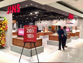 JINS Philippines Opens 5th Branch in SM Megamall