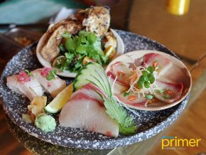 Nikkei in Manila Unveils New Hamachi Offerings