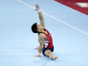 Yulo Wins PH's First Gold Medal at the World Championships