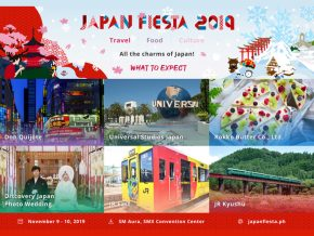 LIST: Exhibitor and Tourism Booths You'll Experience at Japan Fiesta