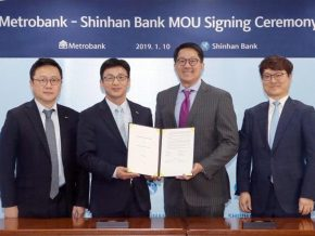 Metrobank Signs Strategic Partnership with Top South Korean Bank