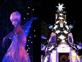 Bonifacio Global City Christmas Fairytale Sets Everything Aglow