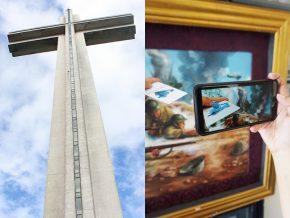 Mt. Samat Bataan Now Features Augmented Reality
