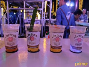 Experience the Best Nightlife at the Jim Beam Pop-Up Bar in Eastwood