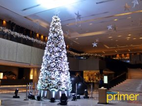 New World Makati Hotel's Christmas Tree Lighting Rings in the Holidays and Marks Silver Anniversary