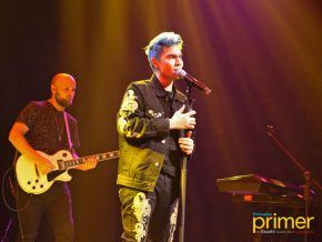 Sam Tsui Celebrates Love and Music at The Gold Jacket Tour in Manila