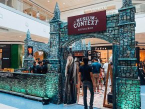 Official Harry Potter Merchandise Store 'Museum Context' Opens in SM MOA
