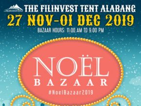 Unique Finds and Yummy Eats in Noel Bazaar 2019 at Filinvest Tent Alabang