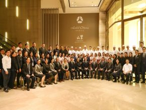 Hotel Okura Manila Welcomes Guest from the First Half of 2020