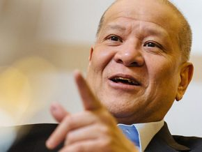Ramon Ang Included Among the 50 Most Influential People of 2019