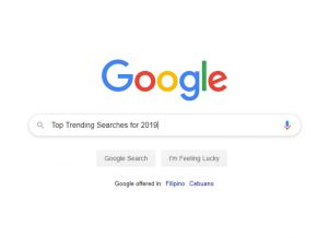 Google PH Releases Lists of 2019 Top Trending Searches