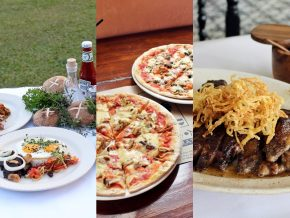 10 Recommended Restaurants When in Tagaytay