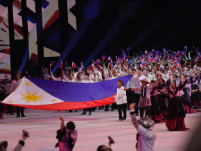 PH Wins as One at the 30th Southeast Asian Games