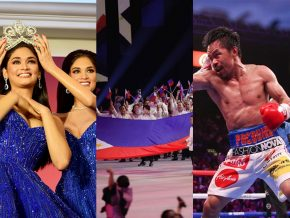 2019 Lookback: Top 10 Newsmakers in the Philippines