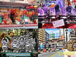 Chinatown in Binondo: Where Feng Shui and Lucky Charms Thrive