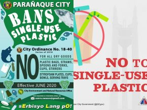 7 Metro Manila Cities That Bans Use of Plastic